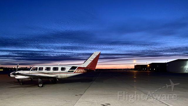 Piper PA-31T3-500 T-1040 (N401VA)