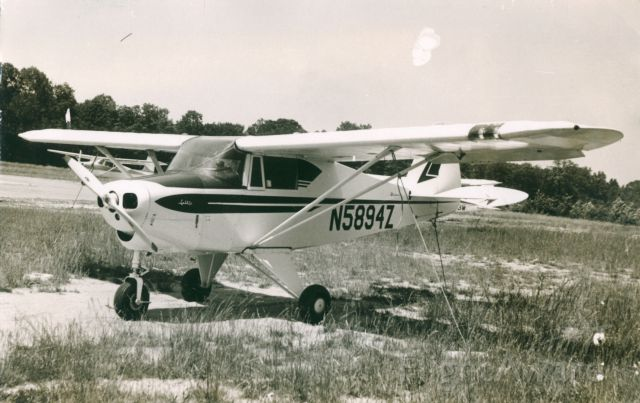 Piper PA-20 Pacer (N5894Z) - mid-1960