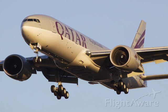 BOEING 777-200LR (QTR77)