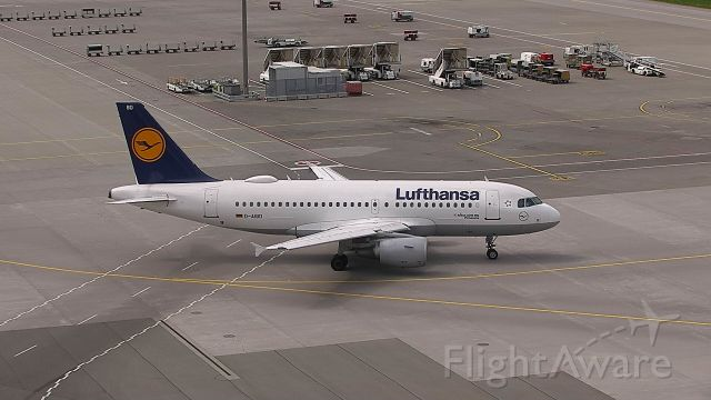 Airbus A319 (D-AIBD)