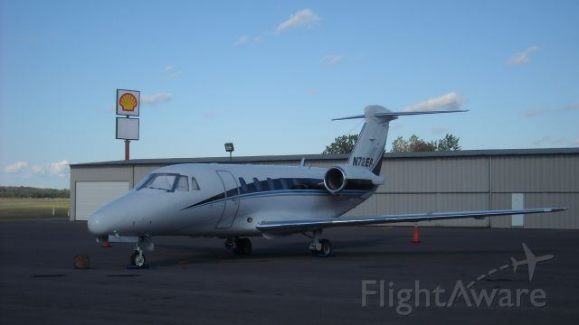 Cessna Citation III (N72EP)