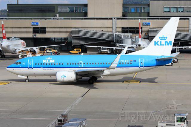 Boeing 737-700 (PH-BGI)