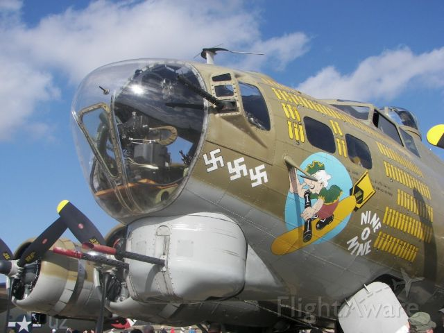 Boeing B-17 Flying Fortress (SAI93012) - B-17 Collins Foundation, Tyler Pounds