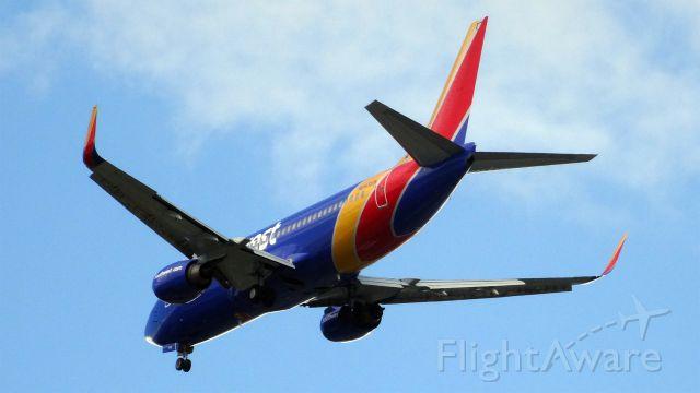 Boeing 737-700 (N643SW) - 20150228-134854.jpgbr /N643SW / Boeing 737-3H4 br /2015-02-28 WN3295 Ontario (ONT) San Jose (SJC)  12:55-->Landed 13:52