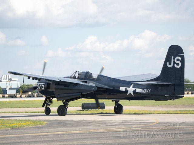Grumman G-51 Tigercat (N379AK) - Oshkosh 2013!