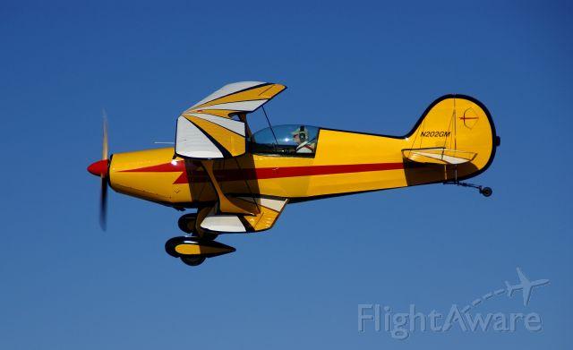 N202GM — - Skyboly over Maricopa, AZ