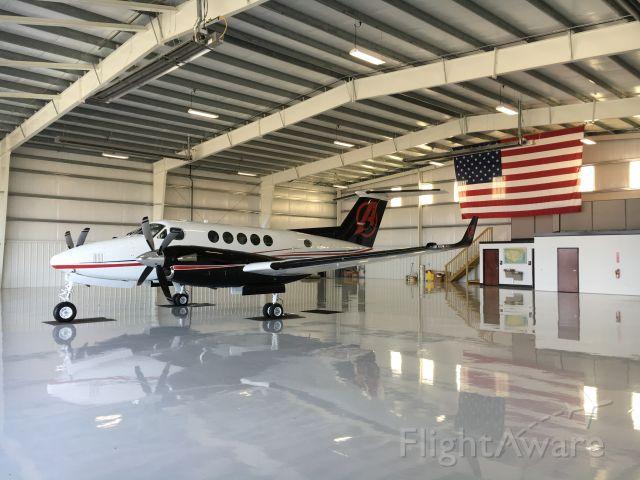 Beechcraft Super King Air 200 (N724AA)