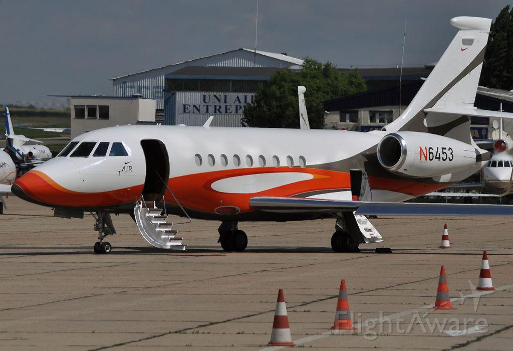 AMERICAN AIRCRAFT Falcon XP (N6453) - Falcon 2000EX
