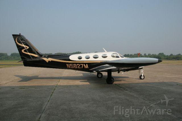 Cessna 340 (N5827M)
