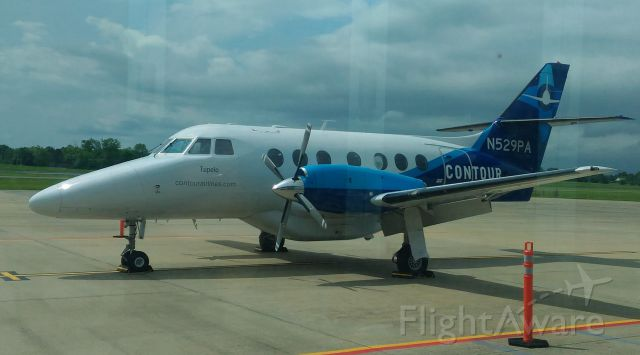 N529PA — - Contour Airlines J31 Jetstream