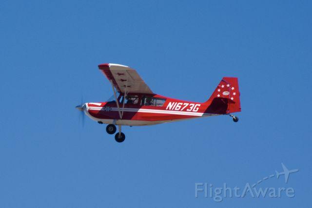CHAMPION Tri-Traveler (N1673G) - 20 yr renter + pandemic = Pre-purchase test flight