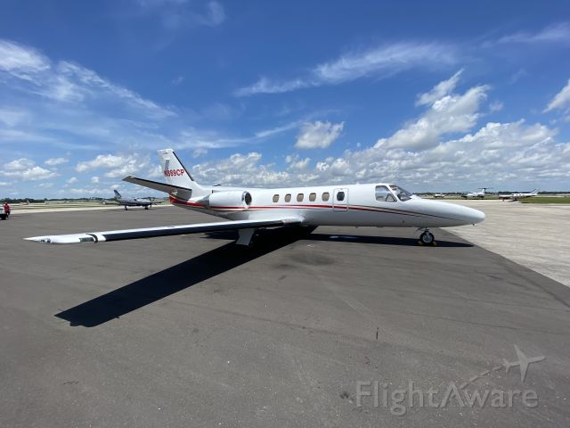 Cessna Citation II (N889CP)