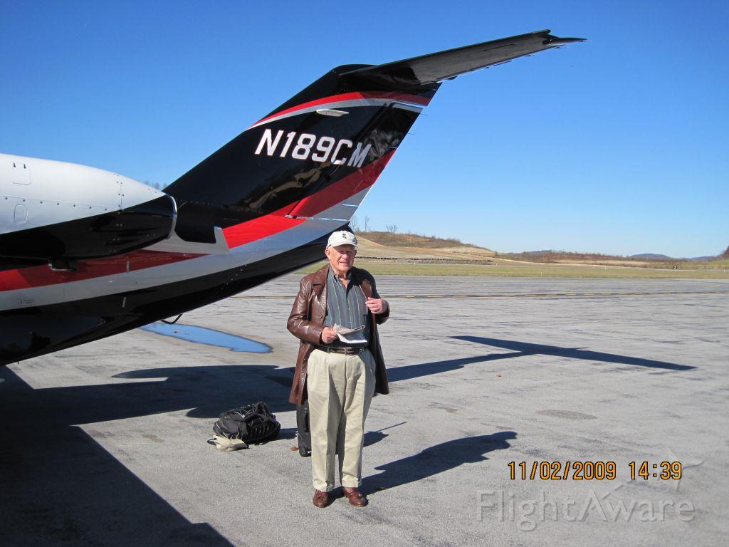 Cessna Citation CJ1 (N189CM)
