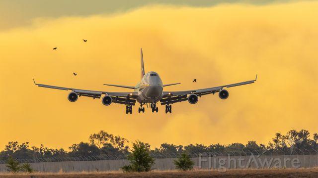 Boeing 747-400 (VH-OEG)