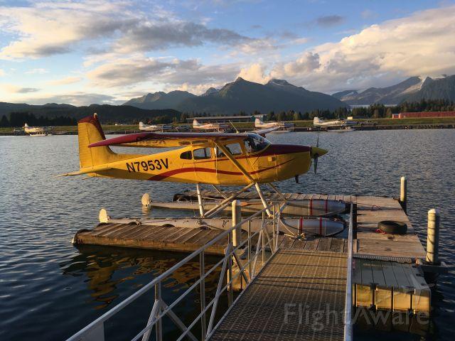 Cessna Skywagon 180 (N7953V)