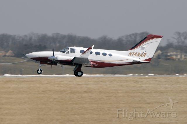 Cessna Chancellor (N149AR)