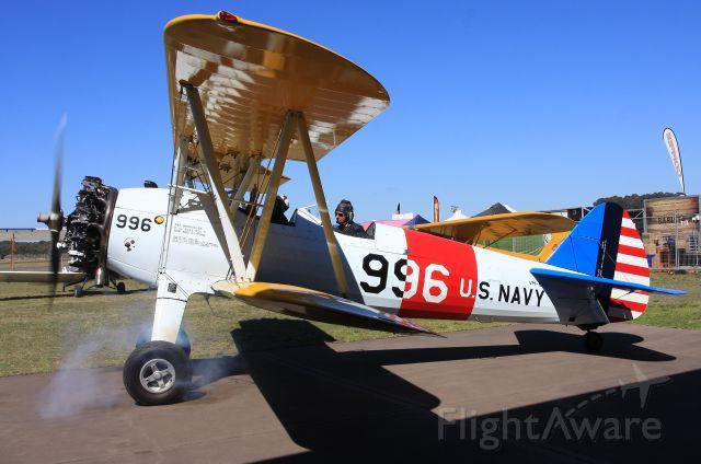 VH-EEY — -  Cessnock Air Show 20 9 2018