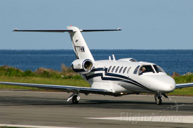 Cessna Citation CJ1 (N777HN)