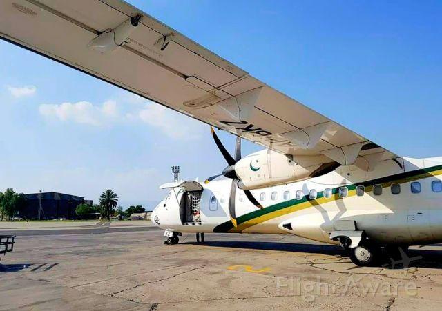 Aerospatiale ATR-42-300 (AP-BKZ)