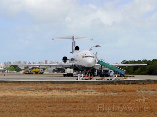 Boeing 727-100 (PP-VQV)