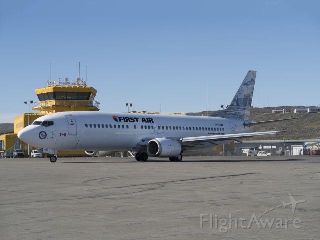 Boeing 737-200 (C-FFNM) - 5 JUL 2016