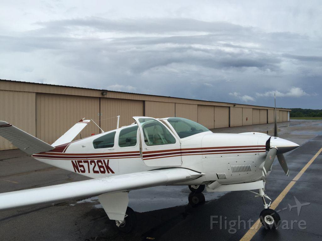 Beechcraft 35 Bonanza (N5726K)