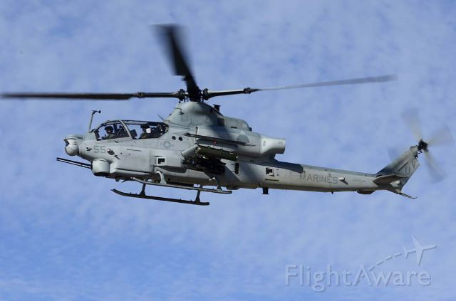 16-8799 — - Bell-Boeing AH-1Z Viper BuNo 168799 of HMLA-267 Stingers at NAF el Centro on February 19, 2015.