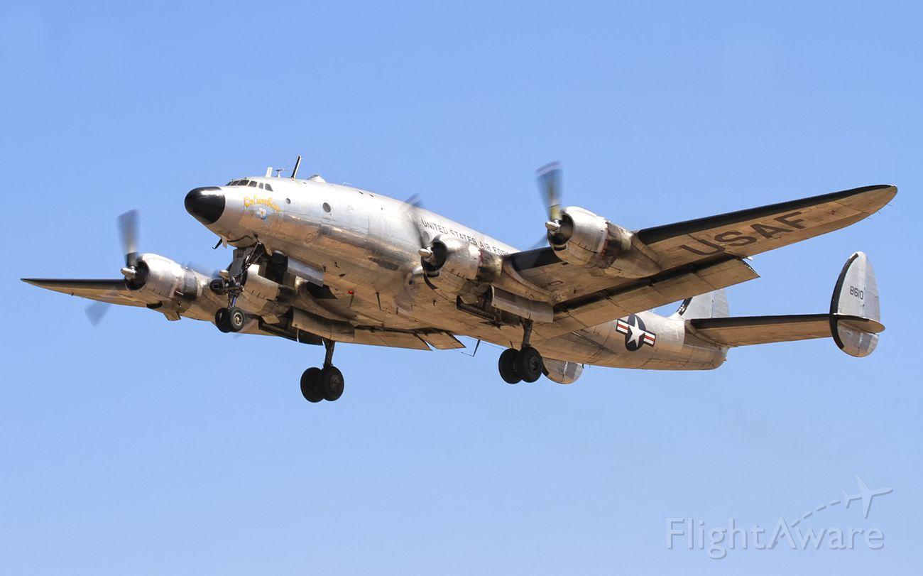 N9463 — - Columbine II in the sky!