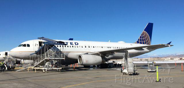 Airbus A320 (N422UA) - 12/21/2020