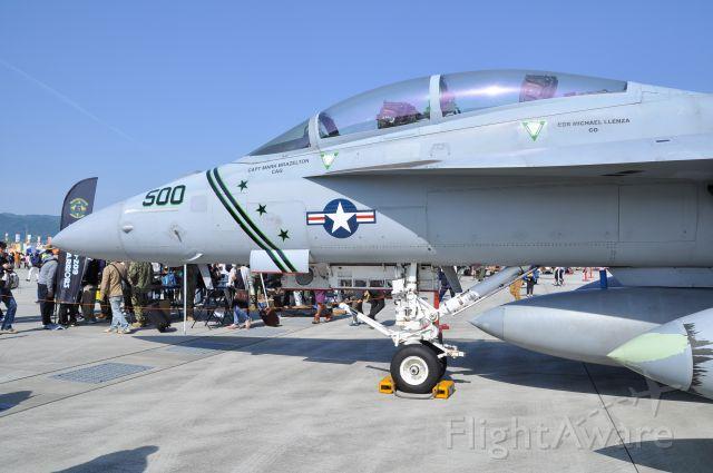 McDonnell Douglas FA-18 Hornet (16-6895)