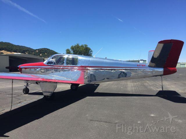 Beechcraft 35 Bonanza (N3718N)