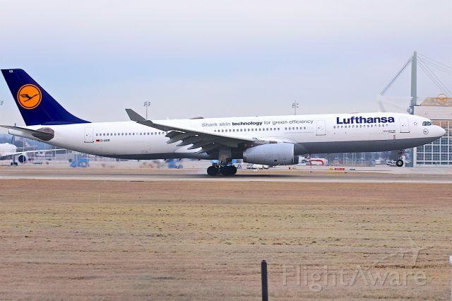 Airbus A330-300 (D-AIKB)