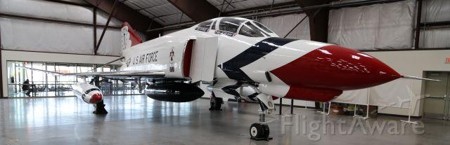 McDonnell Douglas F-4 Phantom 2 (66-0329) - At Pima Air & Space Museum, Tucson, AZ, 21 Apr 18.