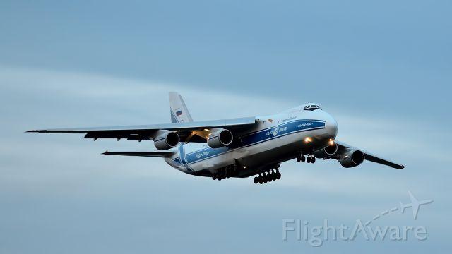 Antonov An-124 Ruslan (RA-82043) - Antonov AN-124