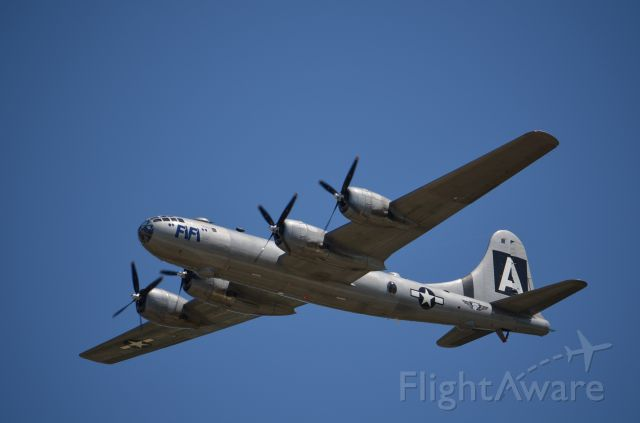 Boeing B-29 Superfortress (NX529B) - EAA 2011 B-29 Fifi