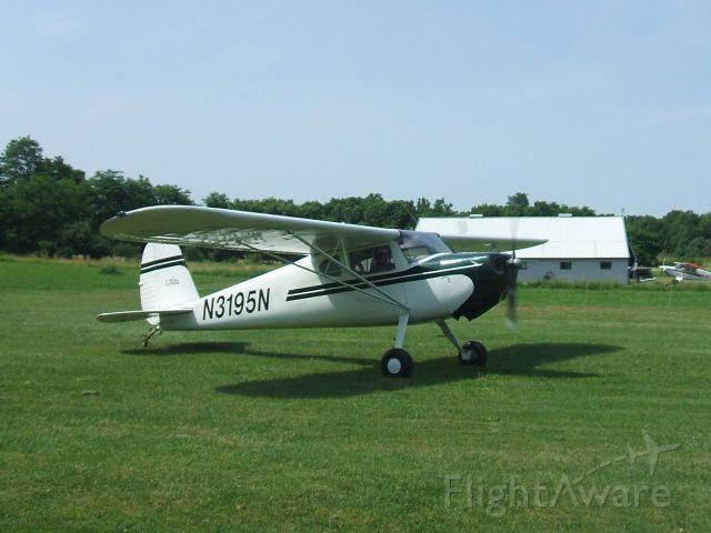 Cessna 140 (N3195N)