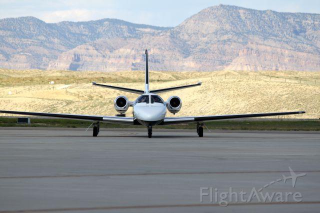 Cessna Citation II (N64TF) - Photos Courtesy of Curt Brewer