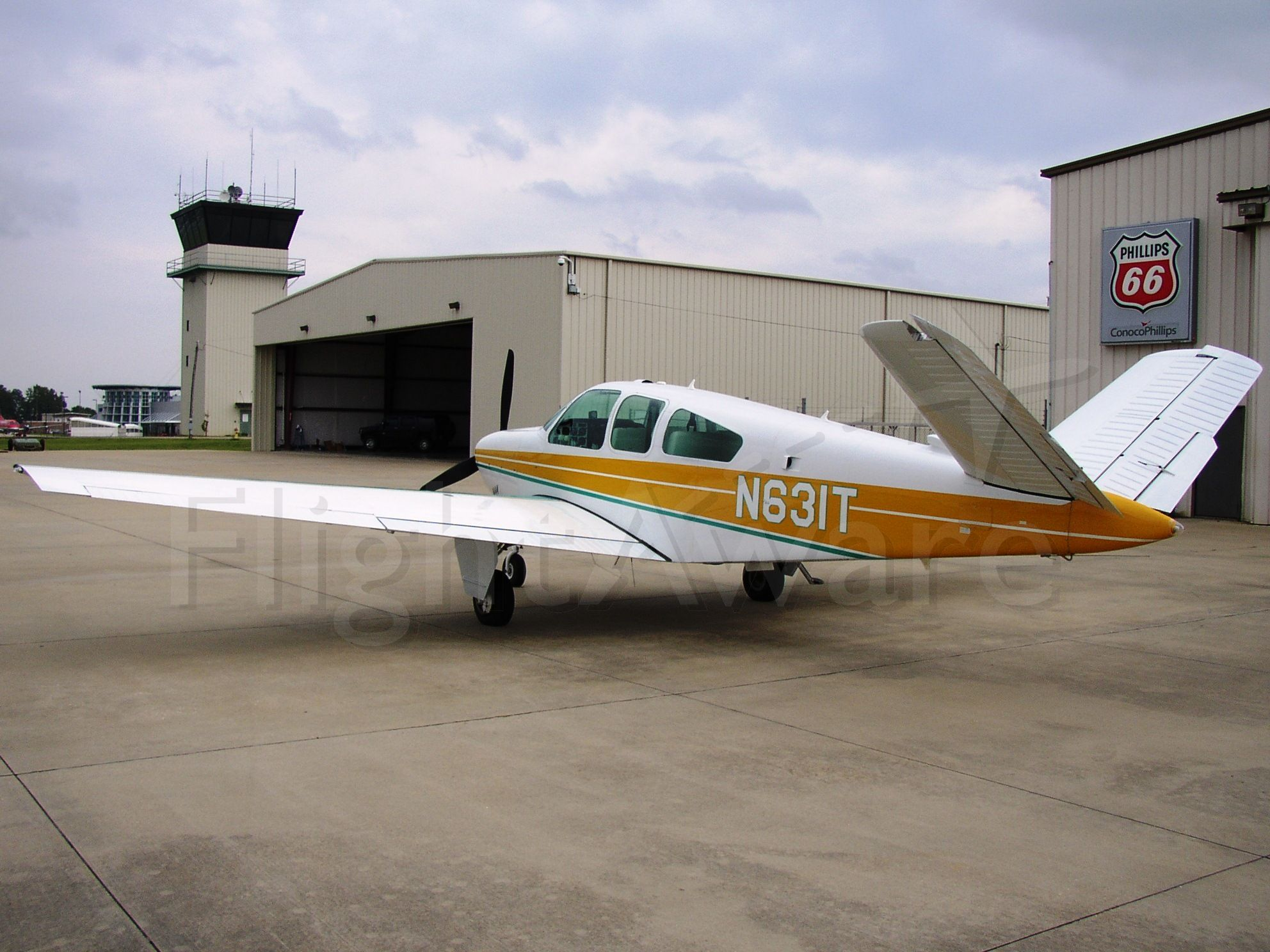 N631T — - Paint Job is 1971.  I was told it was the 71 Bonanza Colors.  Its hard to believe it still looks this good!