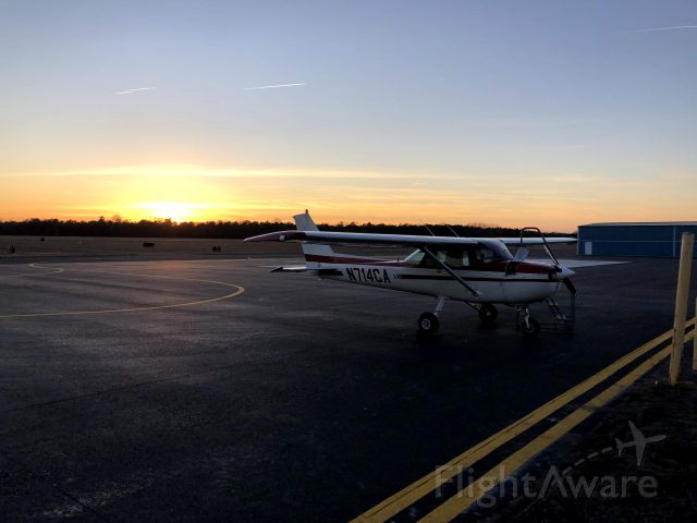 Cessna Commuter (N714CA)
