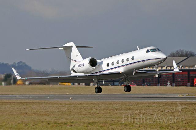 Gulfstream Aerospace Gulfstream IV (N308AB)
