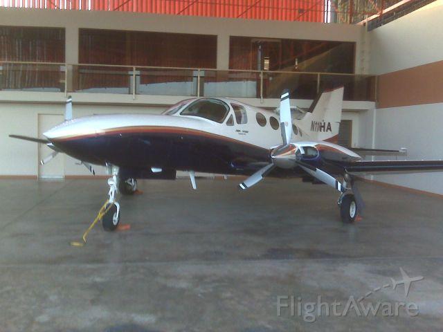 Cessna Chancellor (N116HA)