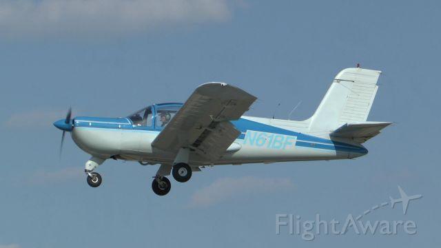 PZL-OKECIE PZL-111 Koliber Senior (N61BF)