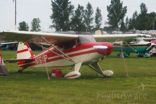 Piper PA-20 Pacer (N1611P)