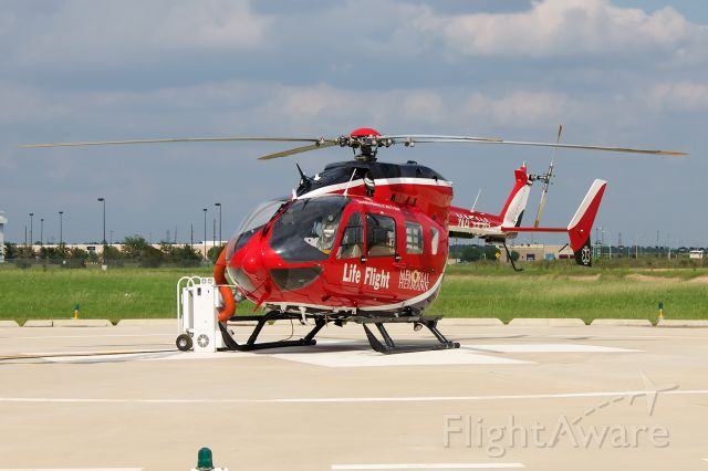 N457JD — - Helicopter