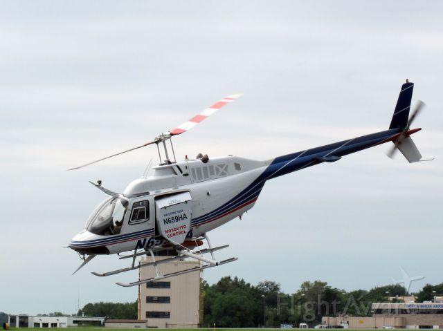 Bell 407 (N659HA)