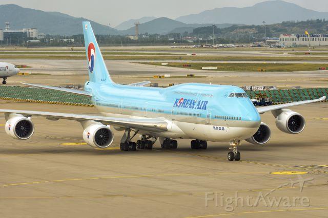 BOEING 747-8 (HL7637) - 25th Sept., 2016