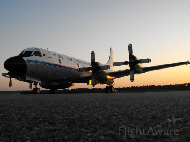 NOAA43 — - N43RF, affectionately known as Miss Piggy, visits TLH during a National Weather Service event.