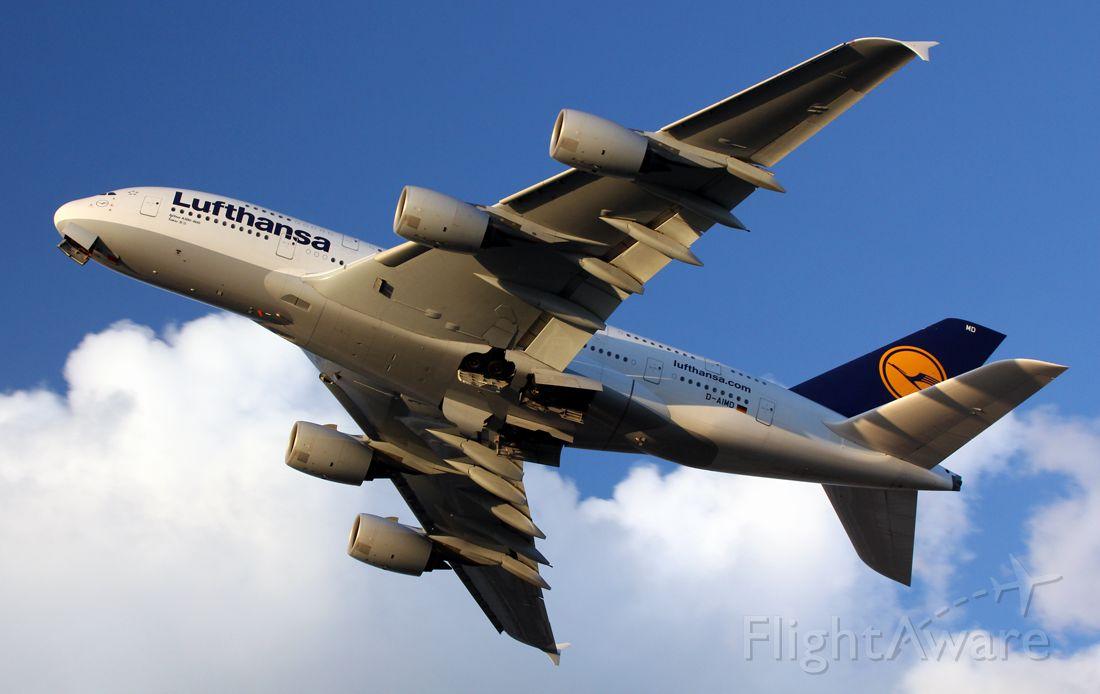 Airbus A380-800 (D-AIMD) - Tokyo