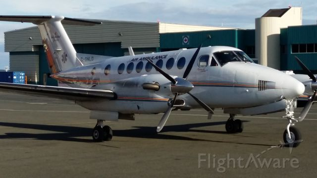 Beechcraft Super King Air 350 (C-GNLO) - Govt.of Newfoundland and Labrador Air Ambulance