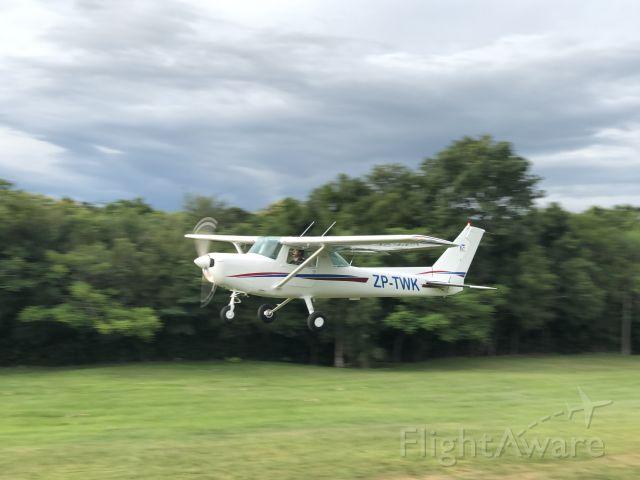 Cessna 152 (ZP-TWK)